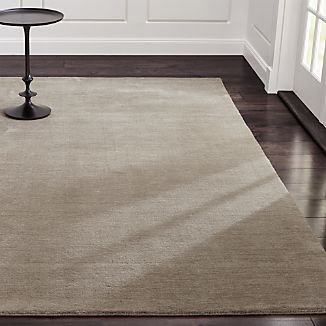 Baxter Putty Wool Rug