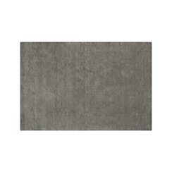 Baxter Grey Wool 5'x8' Rug