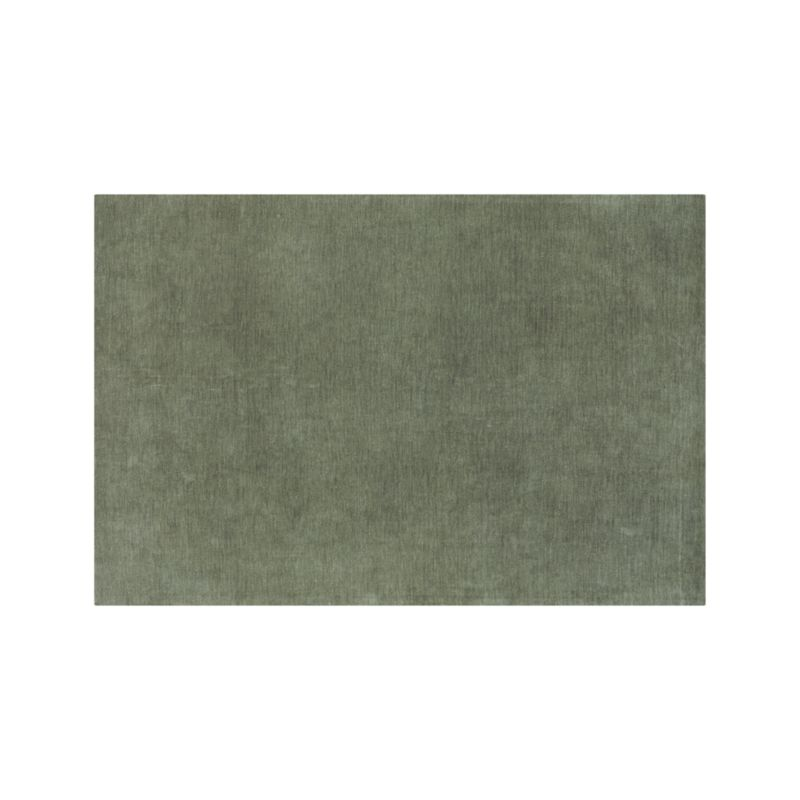 Baxter Sage Wool 6'x9' Rug