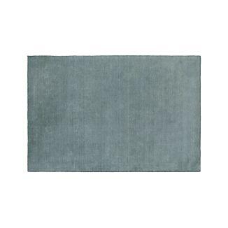 Baxter Seafoam Wool 6'x9' Rug