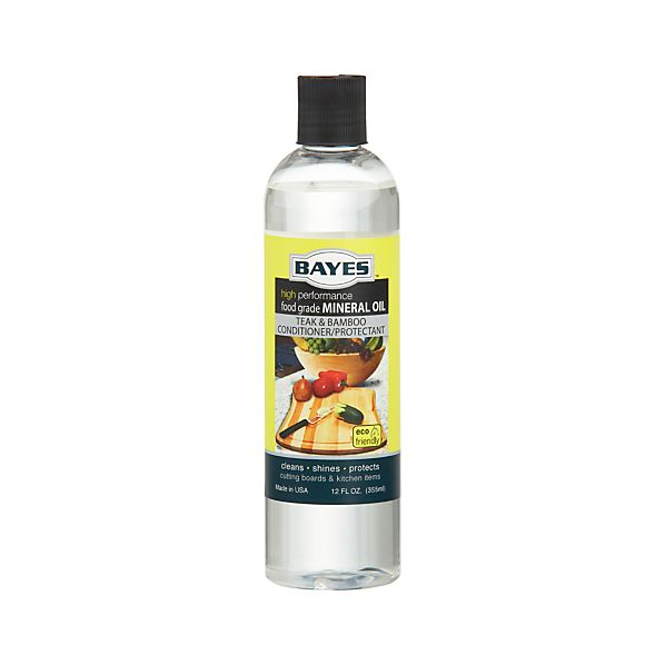 Bayes Teak & Bamboo Conditioner-Protectant