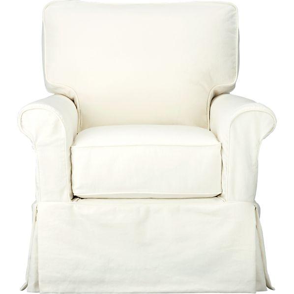 Slipcover for Bayside Swivel Chair
