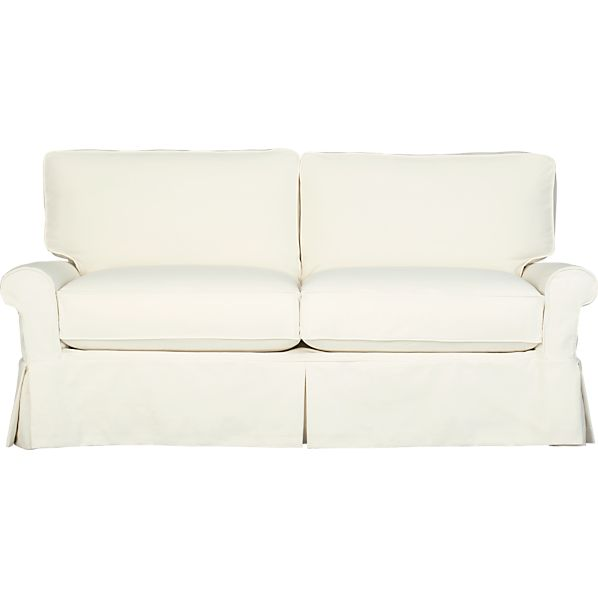 Slipcover for Bayside Apartment Sofa