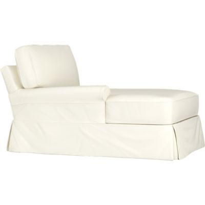 Bayside Left Arm Sectional Chaise