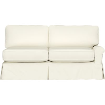 Slipcover for Bayside Right Arm Full Sleeper Sectional Sofa