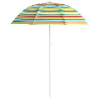 Beach Stripe Tilt Umbrella