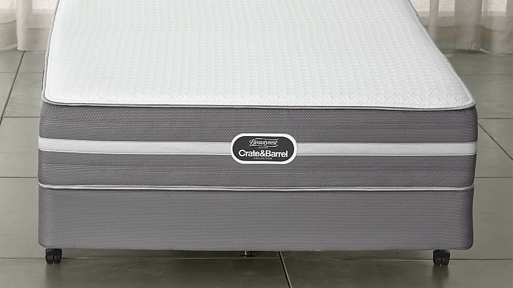 Simmons 174 King Beautyrest 174 Recharge Hybrid Plush Mattress
