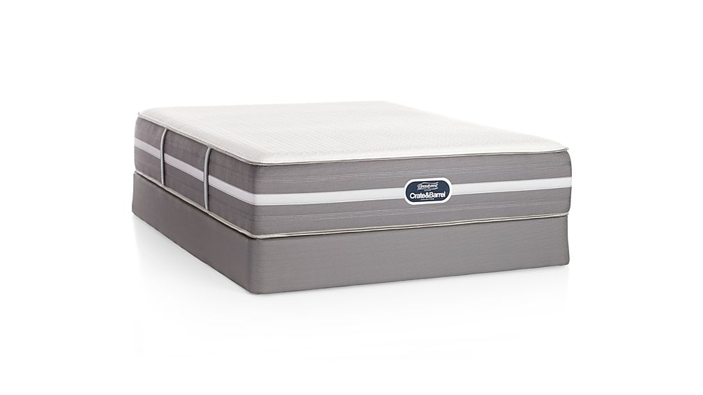 Simmons ® King Beautyrest ® Recharge Hybrid Plush Mattress
