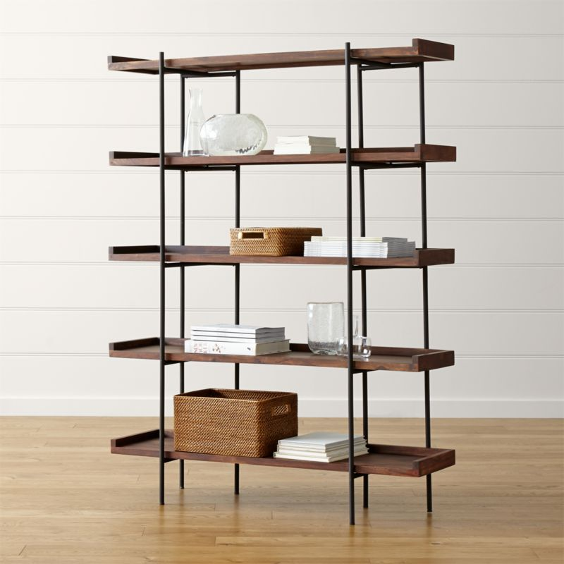 Beckett 5 High Shelf Crate And Barrel