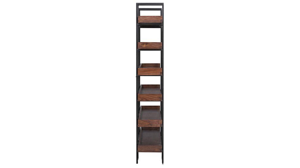 Beckett 6-High Shelf