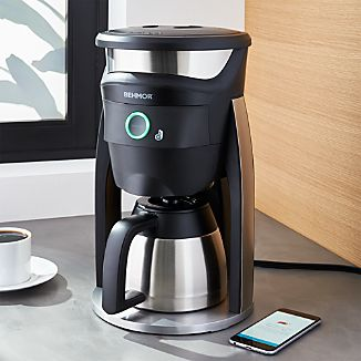 Behmor Connected 8 Cup Coffee Maker