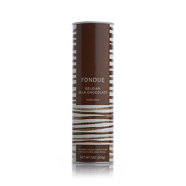 Belgian Milk Chocolate Fondue Mix