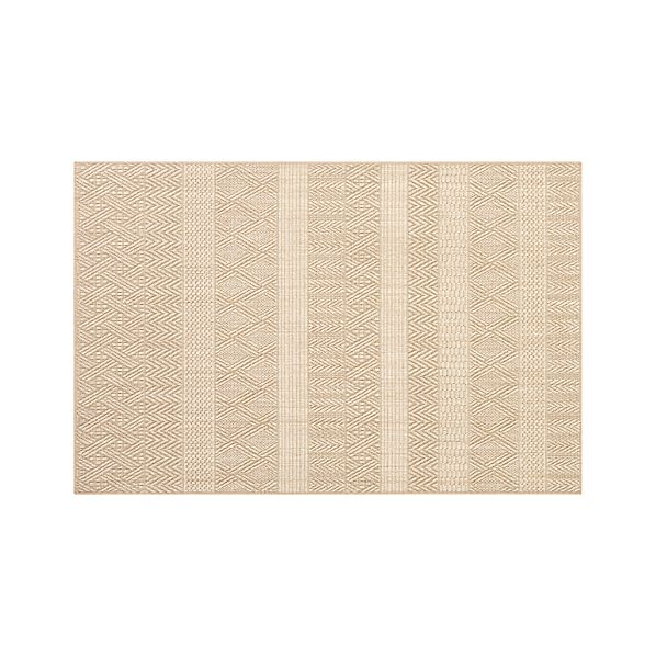 Belize Cream 4'x6' Rug