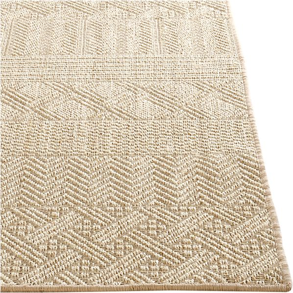 Belize Cream 10'x14' Rug