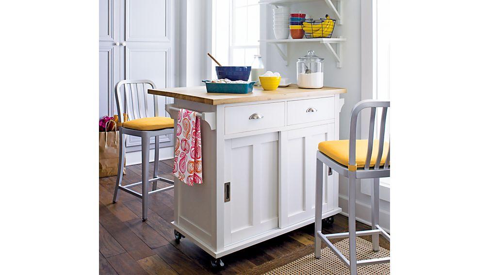 belmont white kitchen island in kitchen islands amp carts
