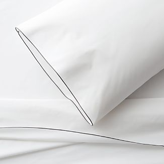 Belo Grey Twin Sheet Set