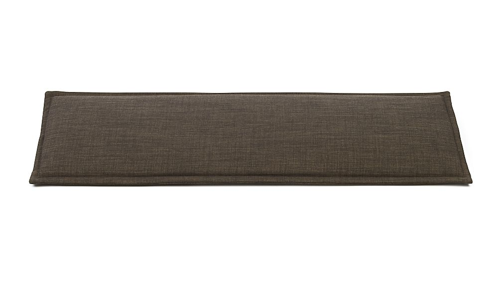 Dark Granite Bench Cushion