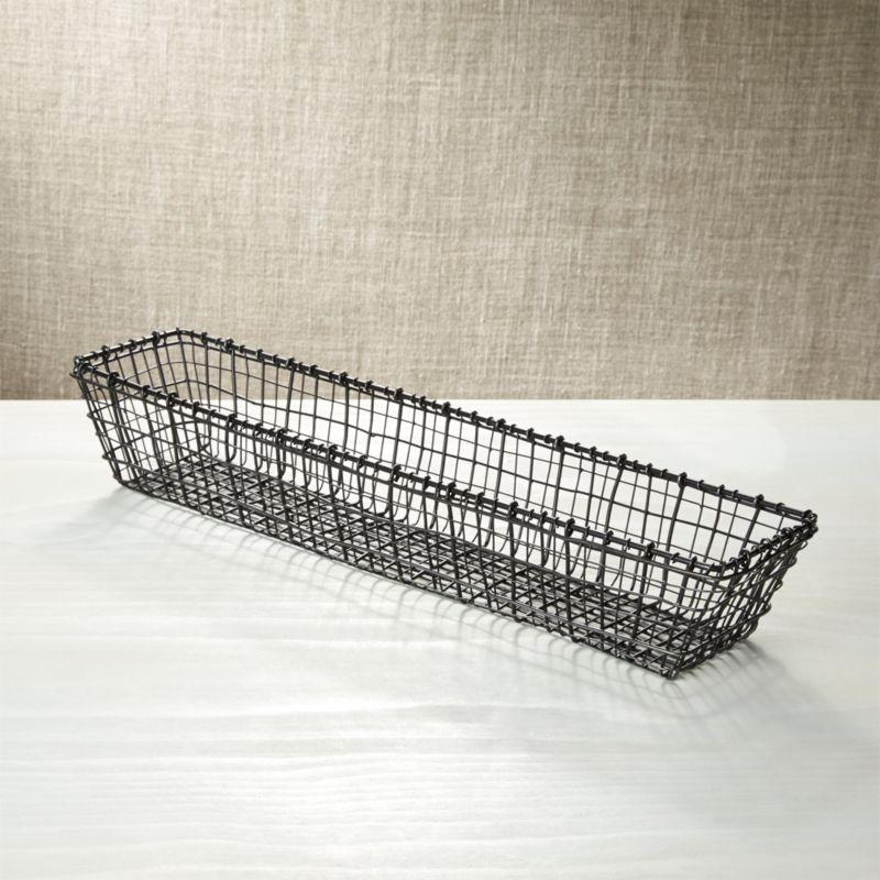 Bendt Rectangle Basket