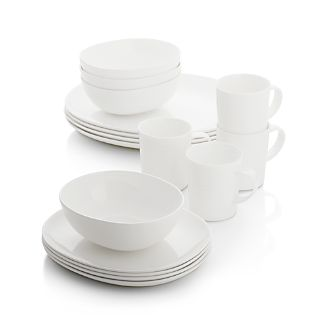 Bennett Oval 16-Piece Dinnerware Set