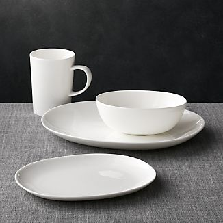 Bennett Oval Dinnerware