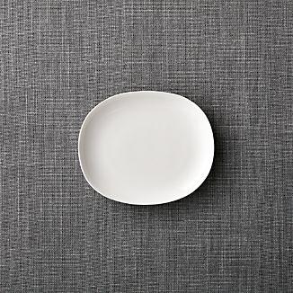 Bennett Oval Appetizer Plate