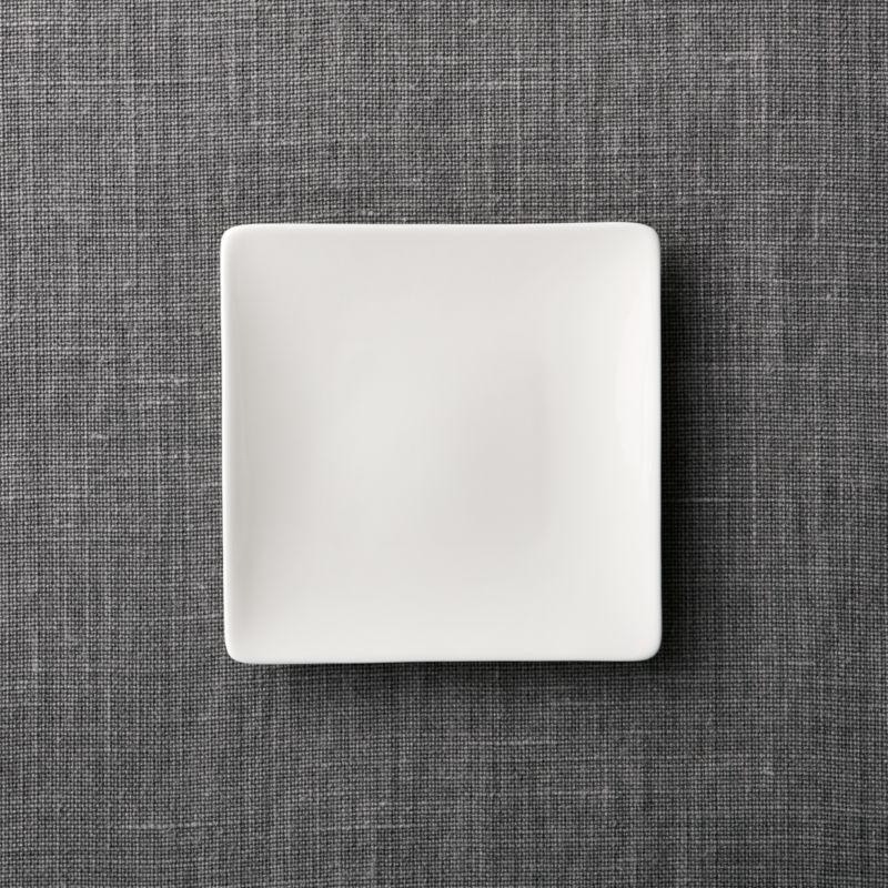Bennett Square Appetizer Plate