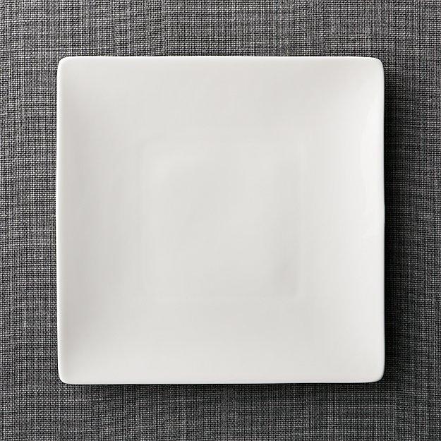 Bennett Square Dinner Plate