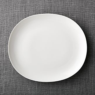 Bennett Oval Platter
