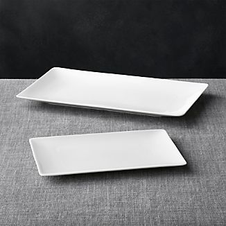 Bennett Rectangle Platters