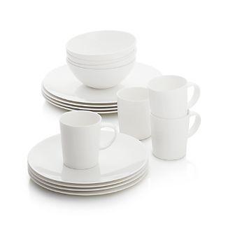 Bennett 16-Piece Dinnerware Set