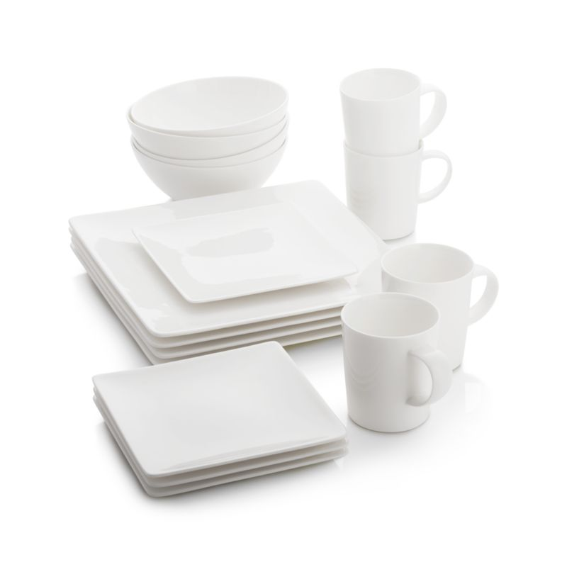 Bennett Square 16-piece Dinnerware Set