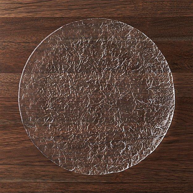"""Bergen 14.5"""" Round Platter"""