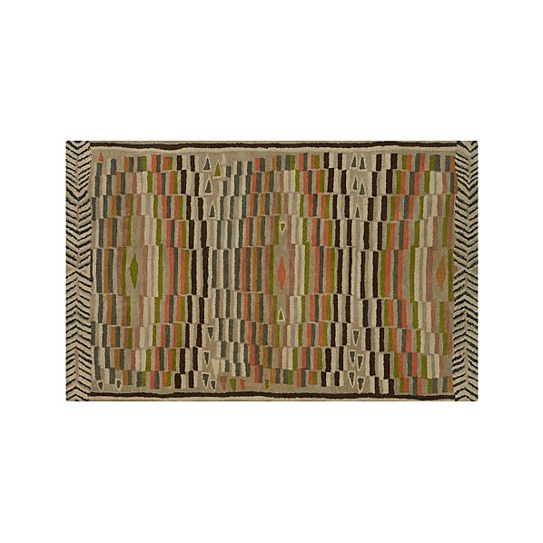 Berta Wool 5'x8' Rug
