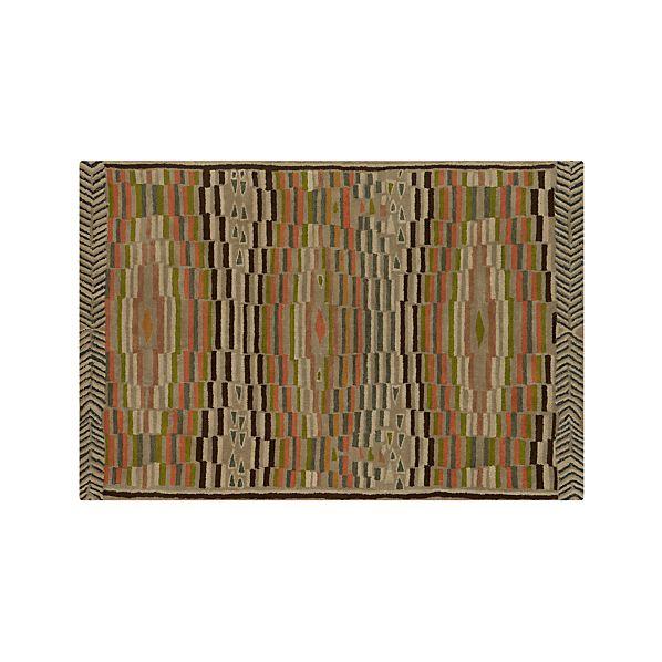 Berta Wool 6'x9' Rug