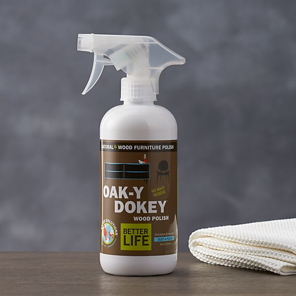 Better Life Oak-y-Dokey Wood Cleaner