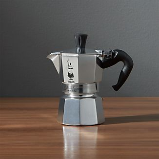 Bialetti ® Moka Aluminum 1-Cup Espresso Maker