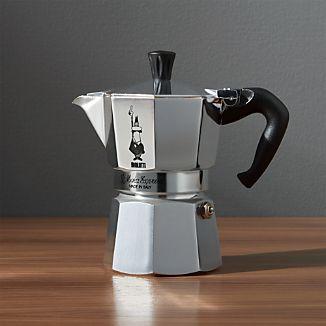Bialetti ® Moka Aluminum 3-Cup Espresso Maker