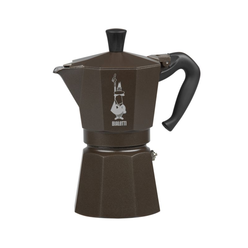 Pour Over Coffee Maker Crate And Barrel : Bialetti Moka 6-Cup Espresso Maker in Pour Over & French Press Crate and Barrel