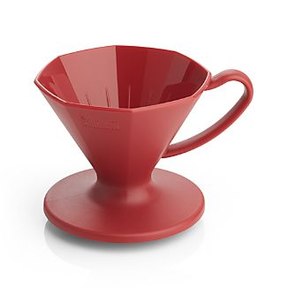 Bialetti Pour-Over Red Coffee Maker