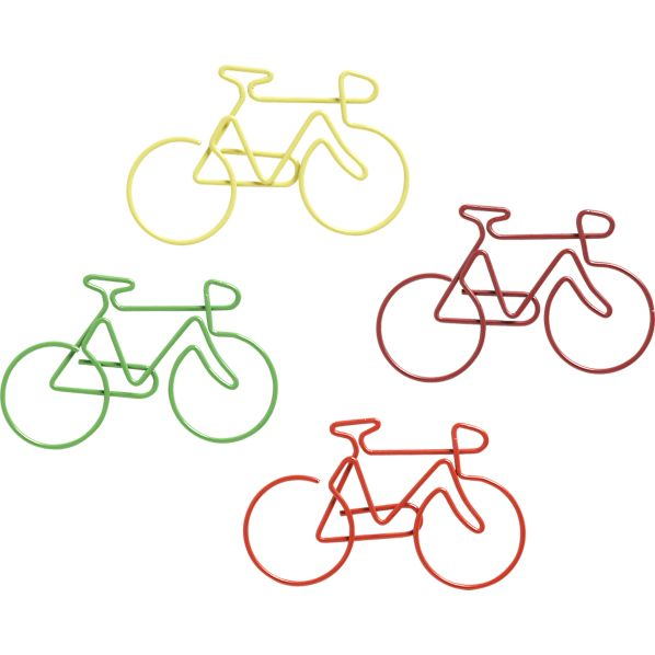 Set of 4 Bicycle Clips