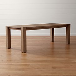 "Big Sur Smoke 90.5"" Dining Table"