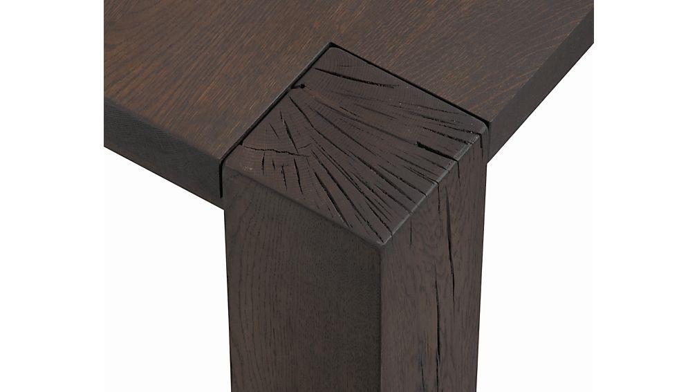 "Big Sur Charcoal 48"" Bench"
