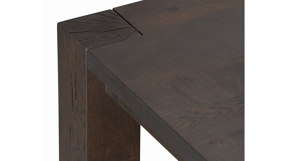 """Big Sur Charcoal 65"""" Dining Table"""