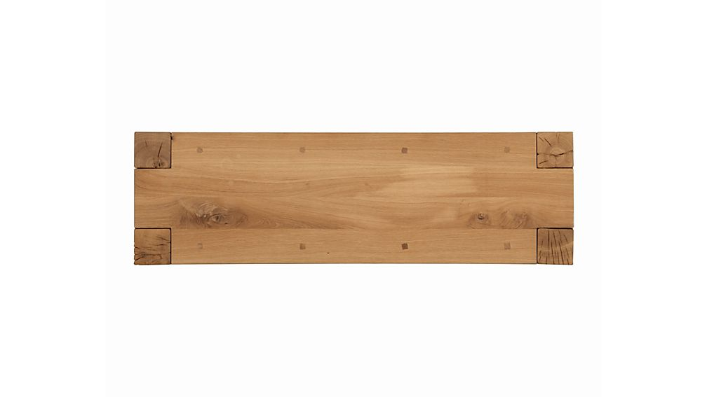 "Big Sur Natural 48"" Bench"