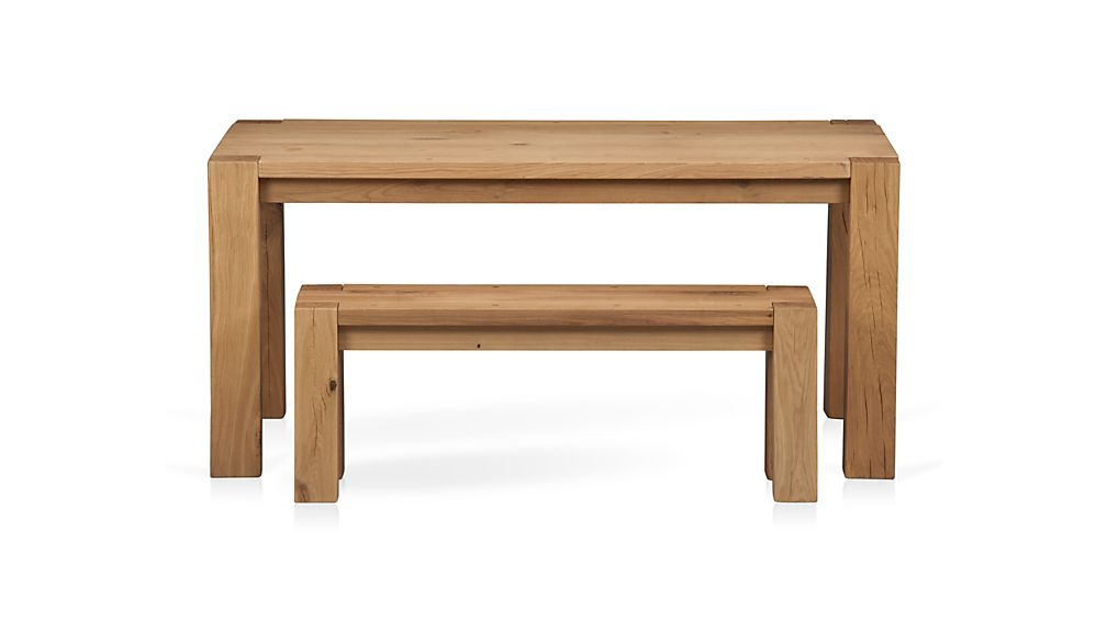 "Big Sur Natural 90.5"" Dining Table"