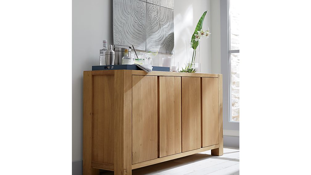 Big Sur Natural Sideboard