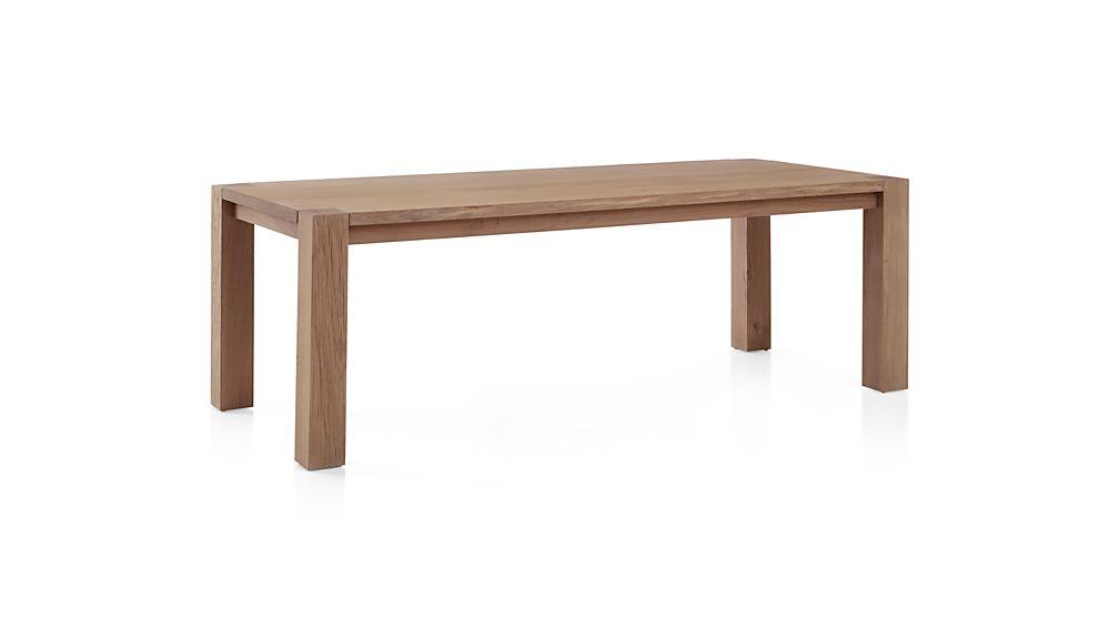 """Big Sur Smoke 65"""" Dining Table"""