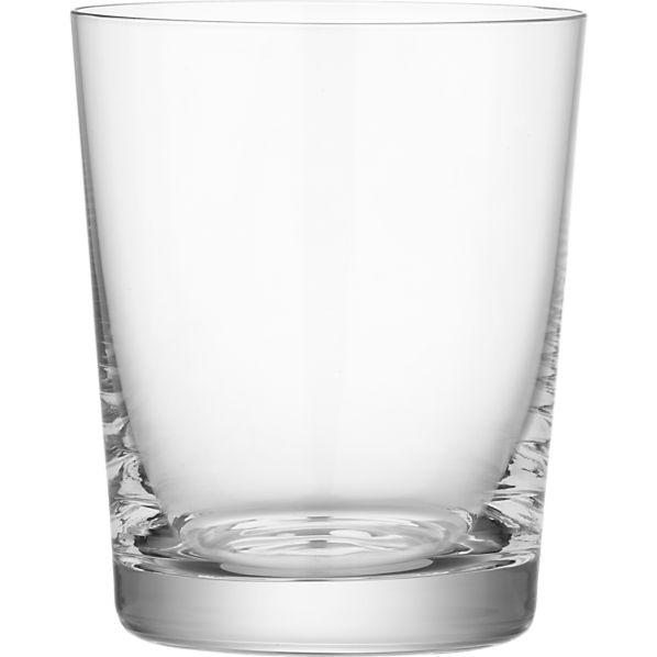 Biggs Double Old-Fashioned Glass