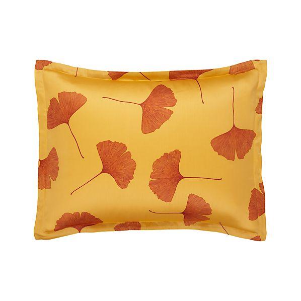 Marimekko Biloba Standard Pillow Sham