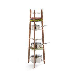 J.K. Adams Wood Cookware Stand